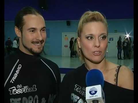 LA TROPICAL Reportaje CR TV - Propósito de año nuevo: Aprender a bailar
