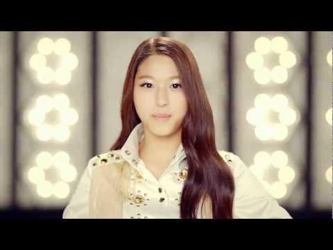 [MV] AOA - ELVIS (Lyrics) 2012 에이오에이