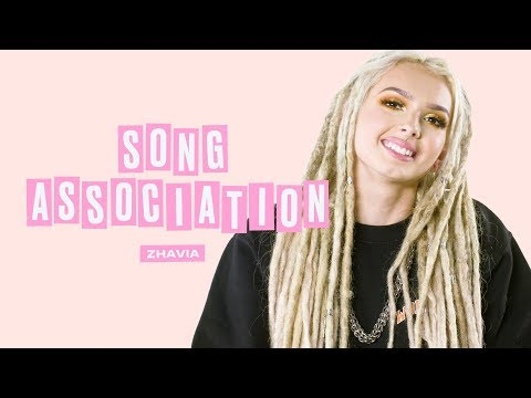 Zhavia Ward Sings The Weeknd, Beyoncé, and Khalid in a Game of Song Association | ELLE