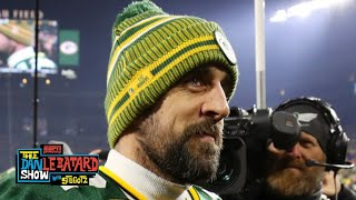 Aaron Rodgers won't guarantee a Packers Super Bowl trip, but Chris Jericho will | Dan Le Batard Show