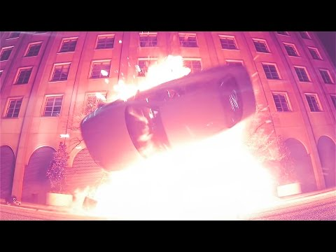 Hậu trường Fast & Furious 7. Quá Đỉnh!