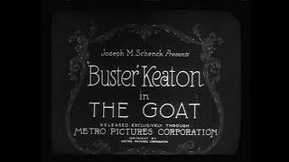 Buster Keaton: The Goat (1921) - Classic Short Film