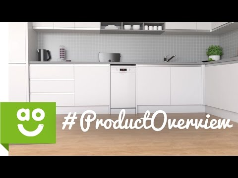 Bosch Dishwasher SMV53M10GB Product Overview | ao.com