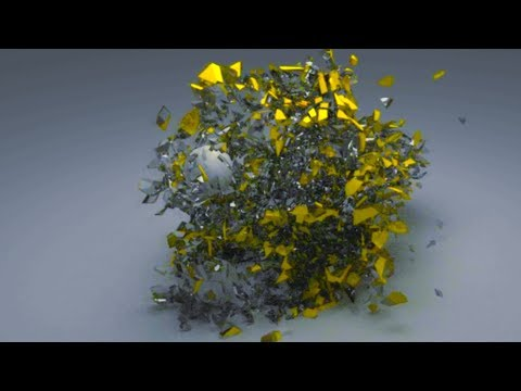 Анимация и симуляция Blender