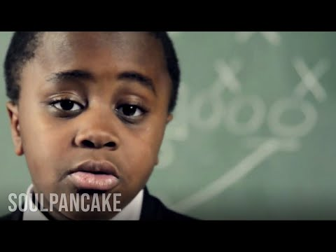 Palavras de encorajamento do Miúdo Presidente | A Pep Talk from Kid President to You