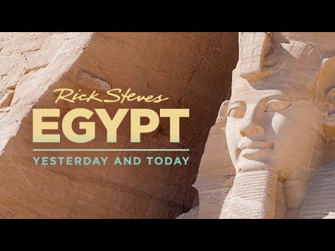 Rick Steves Egypt: Yesterday and Today (promo)