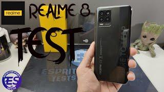 vidéo test Realme 8 par Espritnewgen