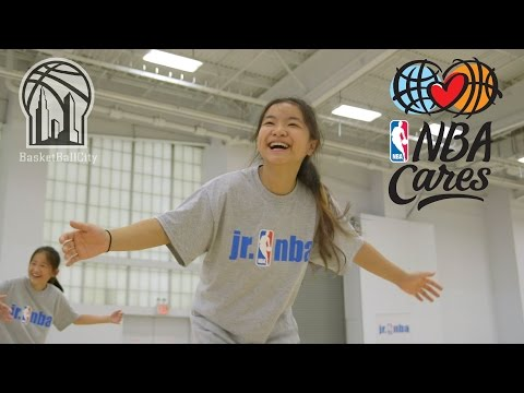 NBA Cares Employee Day of Service