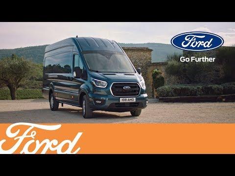 Nový Ford Transit Van | Ford Česká republika