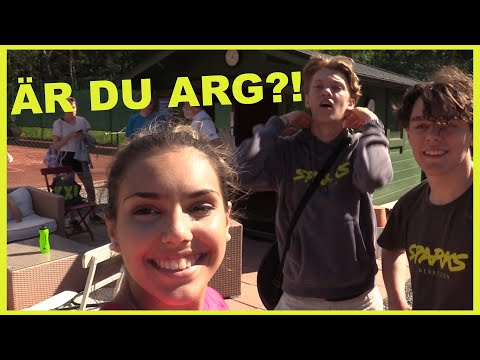 Drama på tennisbanan!!   Poängjakten del 4