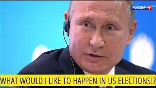THE BOSS: Putin Dazzles Arab Sheiks and Oil & Gas CEOs With Witty Remarks And Good Sense Of Humor
