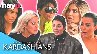 Sh*t Kardashians Say Part 2! | Keeping Up With The Kardashians