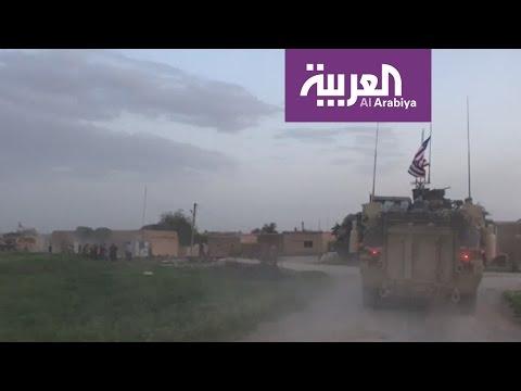 آليات أميركية تصل الحدود التركية السورية.. للمراقبة