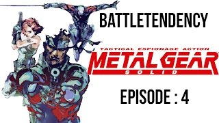 Metal Gear Solid Playthrough Part 4 (BTG Plays)