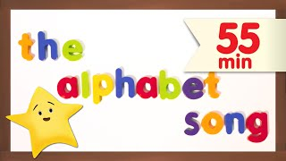 The Alphabet Song + More | Kids Songs | Super Simple Songs