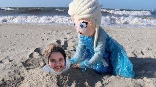 السا وشفا يستمتعون في البحر !!!!