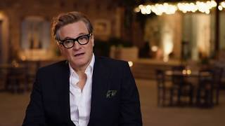 """MAMMA MIA! 2 Here We Go Again """"Harry"""" Colin Firth On Set Interview"""