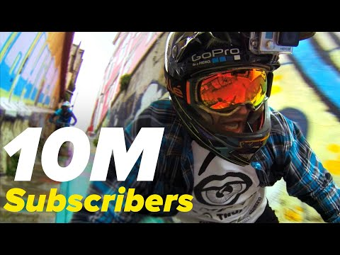 GoPro: 10 Million Subscribers   HERO9 Black #GIVEAWAY