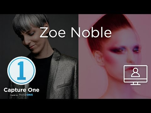 Color editing with Zoe Noble | Webinar | Capture One 12