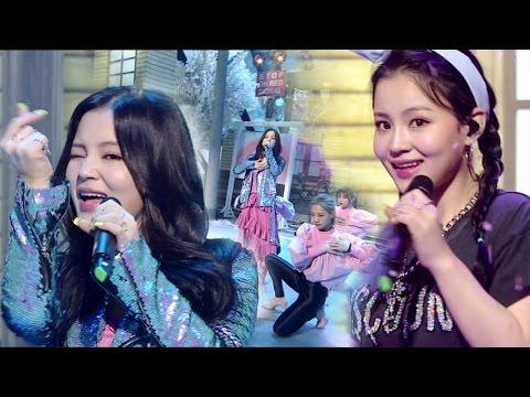 《Comeback Special》 LEE HI(이하이) - HOLD MY HAND(손잡아줘요) @인기가요 Inkigayo 20160313