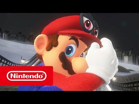 Super Mario Odyssey – Bande-annonce de lancement (Nintendo ...