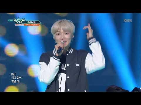 뮤직뱅크 Music Bank - Giddy Up - 더보이즈(THE BOYZ).20180427