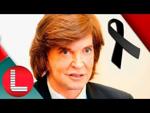 Muere Camilo Sesto a los 72 años de edad -TODOS LOS DETALLES DE LA PERDIDA DEL CANTANTE