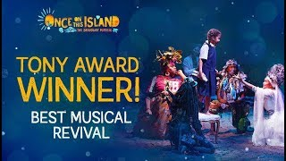 Lea Salonga, the cast of 'Once on This Island' perform at Tonys