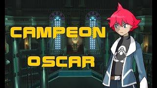 """Pokemon UltraSol y Ultraluna Camino A Champiñon Oscar """"Alto Mando"""""""