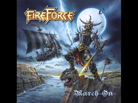 Fireforce - Metal Rages On