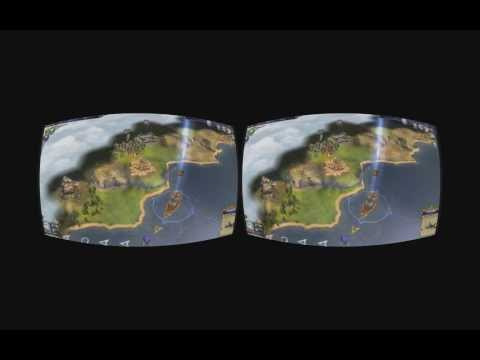 Warlock Master of Arcane stereoscopic 3D realtime rifted for Oculus Rift