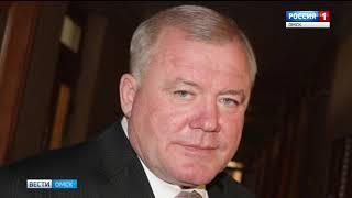 Сегодня в Октябрьском районном суде Омска продолжился процесс в отношении экс-главы Кормиловского района