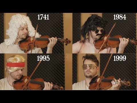 Evolution of Meme Music | (1741-2017)