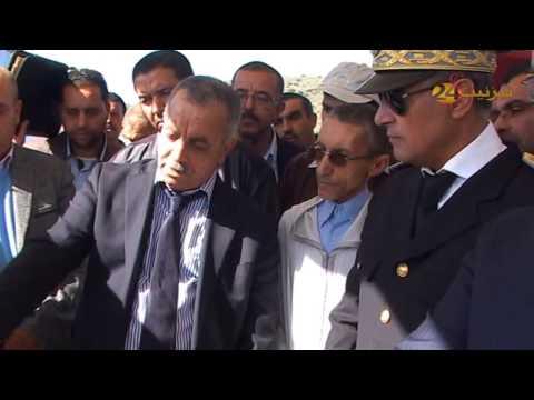 """تعبيد طريق """"إكرار سيدي عبد الرحمان"""""""