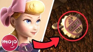 Top 10 Things You Missed in Toy Story 4
