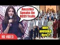Anushka Sharma Reply On BCCI Twitter TROLLS