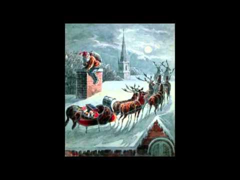 Santa Landing on the Roof Sound effect