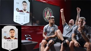 ATL UTD players guess their FIFA 20 ratings