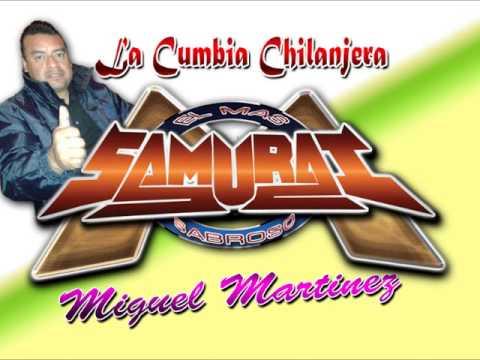 Sonido Samurai -- La Cumbia Chilanguera Sabrosa -- De Chucho Mijez y Miguel Martinez.