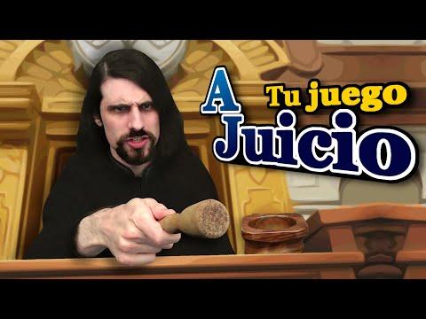 Tu juego a JUICIO