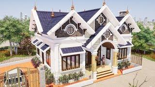 Mẫu Nhà Cấp 4 Đẹp 120m2 Giá 700 Triệu Tại Thạch Hà Hà Tĩnh