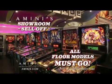 Amini's Showroom-Sell-Off