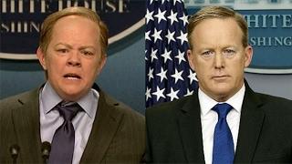 Sean Spicer responds to Melissa McCarthy's SNL performance