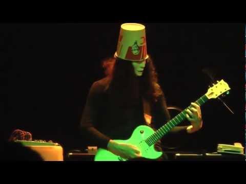 Buckethead - Full Show - Multicam - Gothic - Colorado - 9-28-12 - HD
