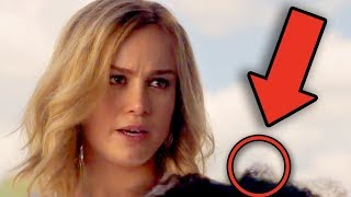 CAPTAIN MARVEL Trailer Breakdown! Easter Eggs & Details You Missed!