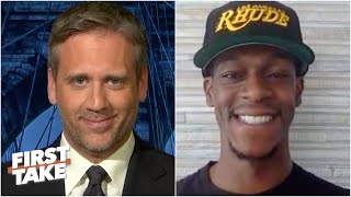 Max talks Rajon into embracing 'Playoff Rondo' moniker | First Take