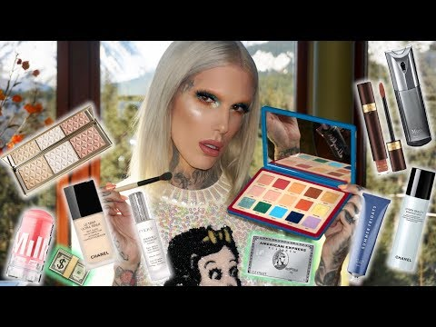 TESTING NEW EXPENSIVE $$$ MAKEUP IN ALASKA! | HIT OR MISS?!