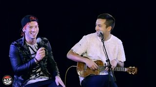Twenty One Pilots Answer Questions From Fans & The Woody Show