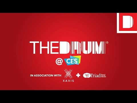 The Drum at CES |Data and Understanding the Customer Journey