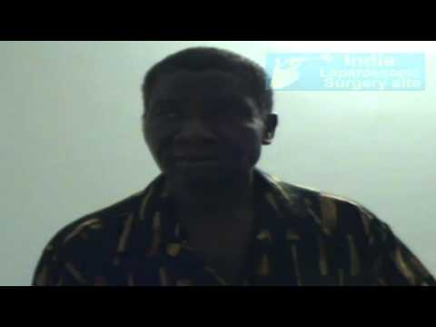 Nigerian Patient Get Laparoscopic Radical Prostatectomy Surgery in India